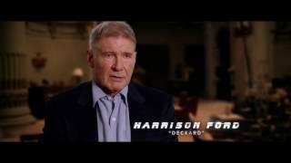 BLADE RUNNER 2049 - Harrison Ford Featurette