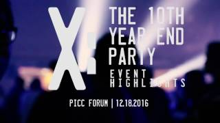 [24]7 X: The 10th Year-End Party