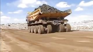 Heavy Duty Mining Truck 16 wheels   Sanjiang WTW220E