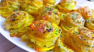 Potato Cupcakes | کچالوی داشی