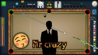 Wahhh!!! Trick shots with Mr crazy./\_/\_/\