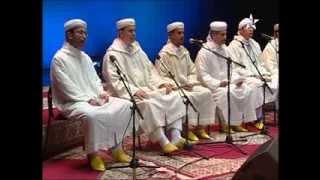 Amdah wa Ibtihal Sama soufi  أمداح وابتهال جميل جدا بالمغرب