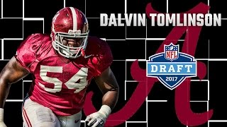 NFL Draft Profile: Dalvin Tomlinson