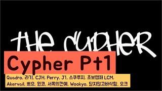 [실력x 모든 아마추어 참여] CHA CHA Cypher Remix Pt.1