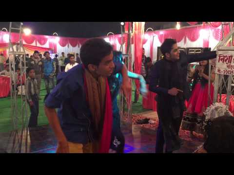 Dance Performance at my Brother's Reception ceremony - Indian Wedding