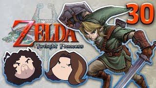 Zelda Twilight Princess - 30 - Diaper Rock People Ghosts