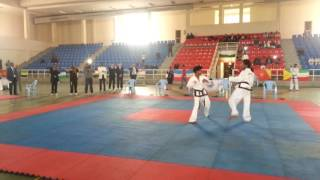 6th Africa Taekwon-Do Cup Demo in Ethiopia