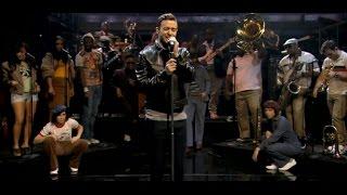 Justin Timberlake  Pusher Love Girl On Jimmy Fallon 2013 Hd