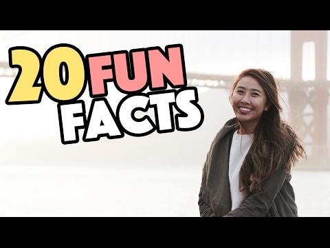 20 Fun Facts: JENN!