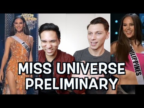 Xxx Mp4 CATRIONA GRAY Preliminary Top 10 Swimsuit And Evening Gown Miss Universe 2018 3gp Sex