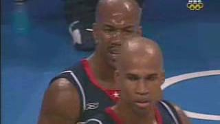 USA vs Argentina - Semifinal Juegos Olímpicos Atenas 2004
