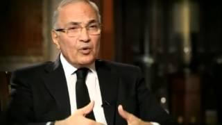 """""""أحمد شفيق"""" في لقاء حصري الاربعاء علي """"القاهرة والناس"""" ١"""