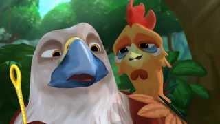 Pada Zaman Dahulu Musim 3 - Ayam dan Helang (Bah. 2)