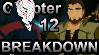 RWBY Volume 5 Chapter 12: Vault Of The Spring Maiden BREAKDOWN - EruptionFang