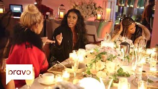 RHOA: Porsha Williams Says NeNe Leakes Should be in Anger Management (Season 10, Episode 5) | Bravo