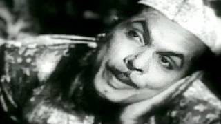 Mera Yaar Bana Hain Dulha - Johnny Walker, Mohd Rafi, Chaudhavin Ka Chand Song