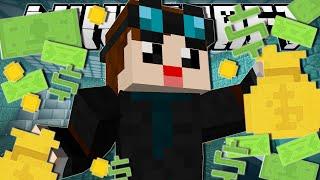 Minecraft   I WON $2,000,000!!   Asleep Custom Map