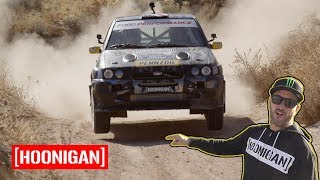 Ken Block Ford Escort Cosworth RS Gravel Testing //FT016