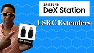 Samsung Dex Dock Extenders