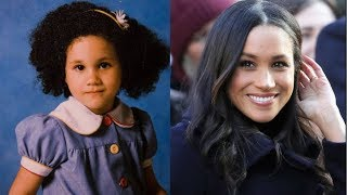 Meghan Markle before Royalty and Fame