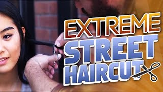 The Hair Cut Challenge