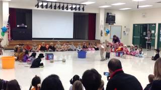 Hunting Ridge Kindergarten Circus Show - Part1