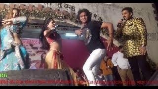 पवन सिंह ने इस लड़के के डांस पे दिया शाबाशी Live Performance Super Star Pawan Singh & Mukesh Maikal