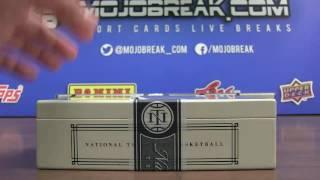 6/25 - 2016-17 NBA National Treasures NT 4 Box Case Break PYT #29