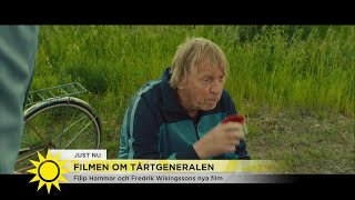 Mikael Persbrandt som Tårtgeneralen: