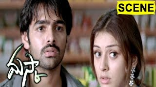 Jhansi Misunderstands Hansika As Sheela - Superb Comedy Scene || Maska Movie Scenes