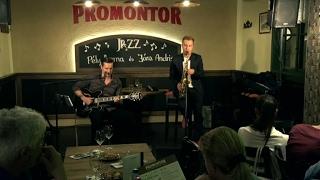 Klauzál Jazz Club - Pély Barna és Jász Andris - Promontor Televízió