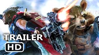 АVЕNGЕRS ІNFІNІTY WАR Official Trailer Tease (2018) Superhero Movie HD