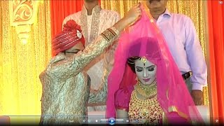 mahiya mahi wedding ceremony at senamaloncho ( Full video)