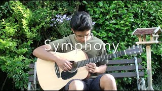 Symphony - Clean Bandit ft. Zara Larsson - [FREE TABS] Fingerstyle Guitar Cover