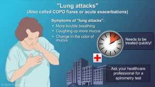 Diagnosis and Evaluation of COPD