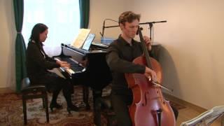 Beethoven, 12 variations pour violoncelle et piano sur La Flûte enchantée