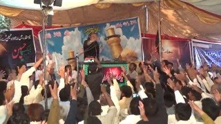 Yadgar Majlis Allama Karamat Abbas Salana Majlis e Aza 6 April 2016 Mailsi Darbar iMaM Shah Bukhari