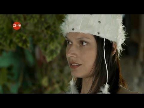 Catherine Mazoyer en capítulo Socavón de Amor Infieles Chilevisión
