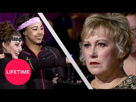Dance Moms Cathy LOSES IT After Losing Nationals Season 7 Flashback Lifetime