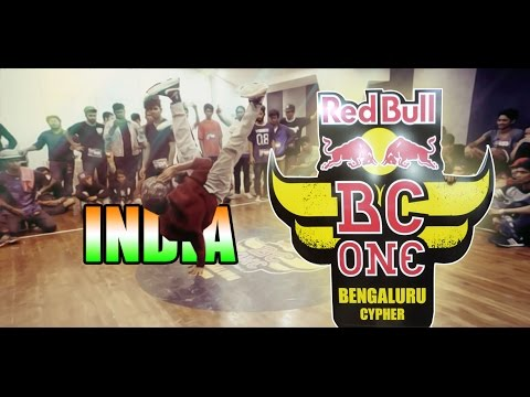 Red Bull Bc One India | Bengaluru Cypher Recap | 2016