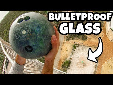Xxx Mp4 BOWLING BALL Vs BULLETPROOF GLASS From 45m 150 Ft 3gp Sex
