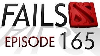 Dota 2 Fails of the Week - Ep. 165