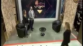 لقاء الفنانة القديرة  ايمان هايل على التلفزيون الاردني