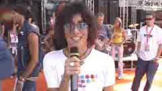 Giorgia Prove Festivalbar 2003