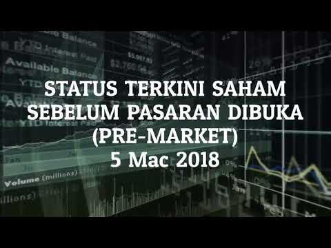 Xxx Mp4 UPDATE TERKINI JADUAL SAHAM 3RUDS ISNIN 5 3 2018 7 29 AM 3gp Sex