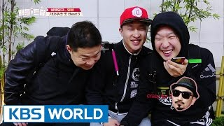 Battle Trip | 배틀트립 – Ep.5: Hong Kong Movie Tour vs Slamdunk Tour [ENG/2016.07.01]