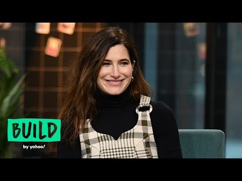 Kathryn Hahn Chats About Her Lead Role In Mrs. Fletcher The New HBO Adult Comedy