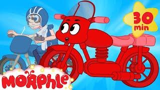 My Red Motorbike