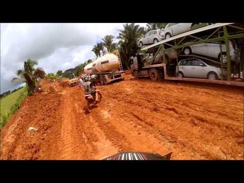 Trilha na Transamazônica BR230