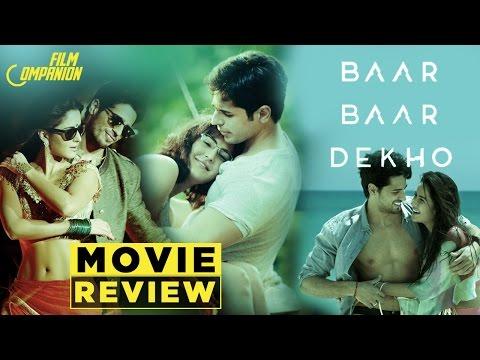 Xxx Mp4 Baar Baar Dekho Movie Review Anupama Chopra 3gp Sex